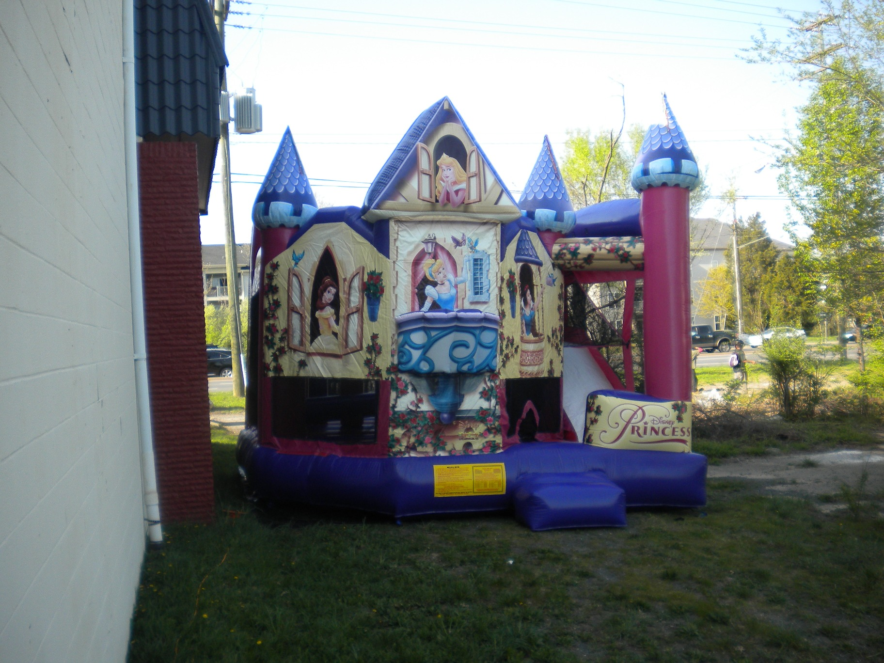 Bouncy House Party Fun Games For Kids