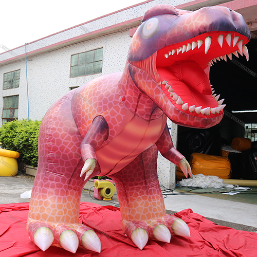 Dinosaur Inflatable Cartoon