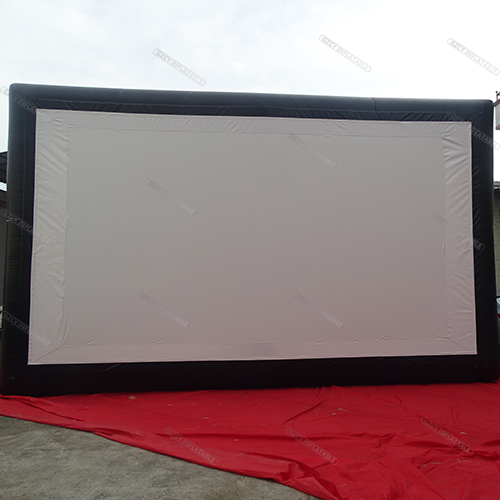 Large Outdoor Movie Screen