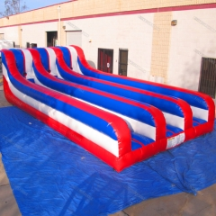 Inflatable Boungee Run Game