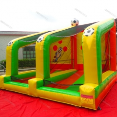 Inflatable Soccer Kick Games