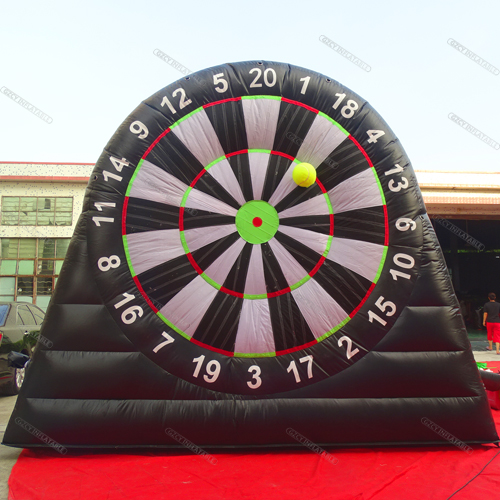 Outdoor Inflatable Soccer Darts Board