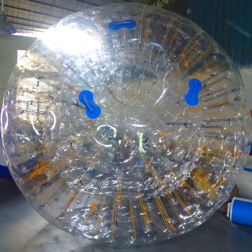 Inflatable Human Ball Clear Body Zorb Ball