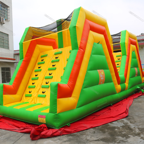 Top quality inflatable obstacle course quipment