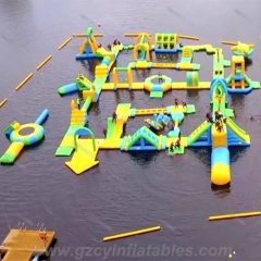 Best Inflatable Floating Water Park Games