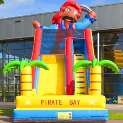 Commercial Pirate Slide Inflatable