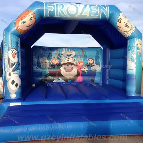 Commercial Frozen Inflatable Bouncer