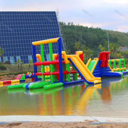 Floating Aqua Park Inflatable Water Sport Games
